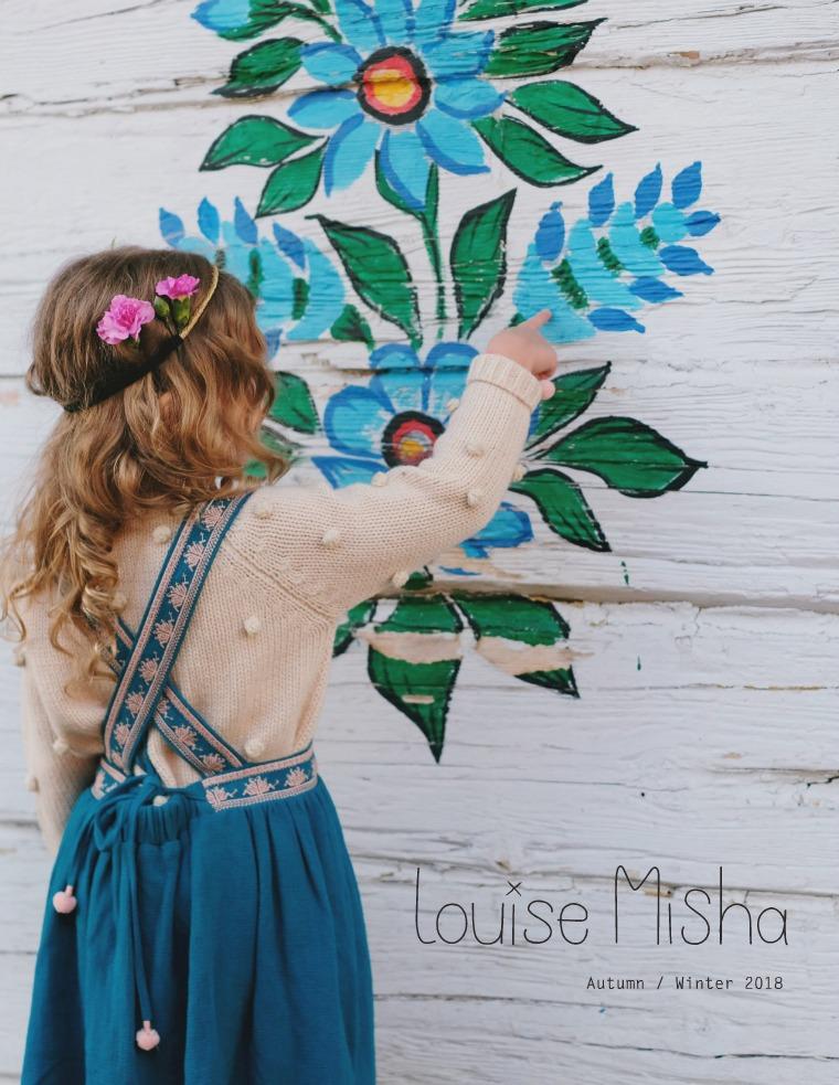 Louise Misha AW18 louise misha