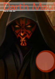 The Sith Magazine 3 - Maul