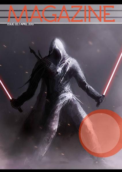 The Sith Magazine 5 - Gray Robe guy