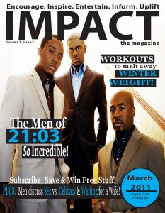 IMPACT the Magazine () IMPACT MARCH I2011