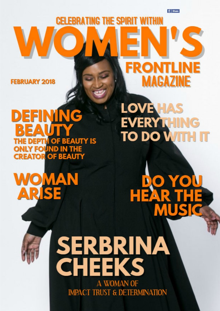 WOMEN'S FRONTLINE MAGAZINE ISSUE FEBRUARY 2018