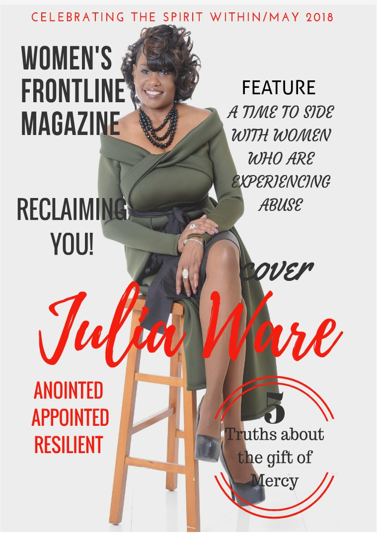 WOMEN'S FRONTLINE MAGAZINE ISSUE MAY 2018