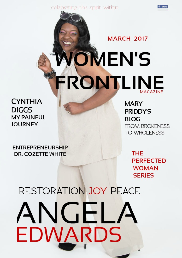 WOMEN'S FRONTLINE MAGAZINE ISSUE WOMEN'S FRONTLINE MAGAZINE MARCH 2017