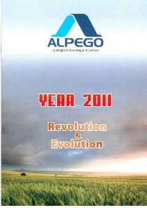 JOHN DEERE ALPEGO YEAR 2011