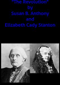 English Project Susan B. Anthony