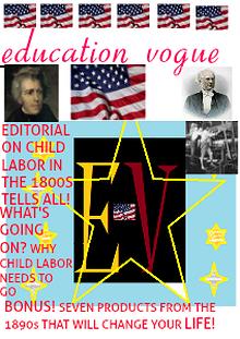 education vogue