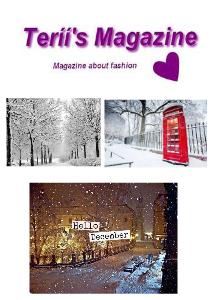 Teríí's Magazine December 2012