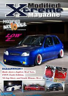 Modified-Xtreme Magazine Issue 3