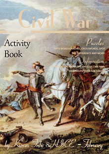 The English Civil War: Activity Book