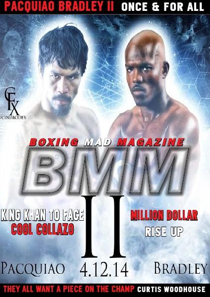 Boxing Mad Magazine #9