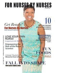For Nurses By Nurses October Issue 2016
