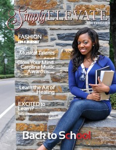 Simply Elevate Issue 8 August 2013