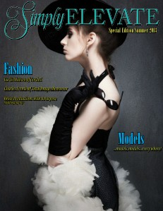 Simply Elevate Fashion & Model Special Edition Volume 1