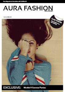 AURA MAGAZINE Vol.3 June. 2013