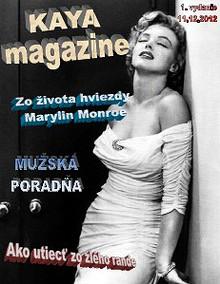 KAYA magazine