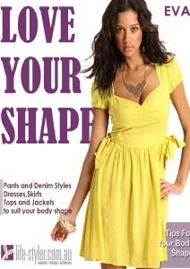 Life-Styler:  Love Your Shape Eva November 2013