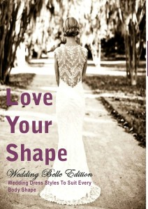 Love Your Shape Wedding Belle Edition November 2013