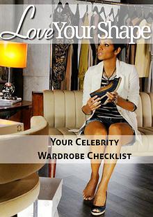 Love Your Shape - Wardrobe Checklist