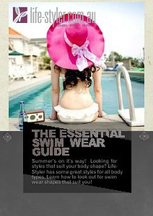 Summer Swimsuit Guide for all Body Shapes
