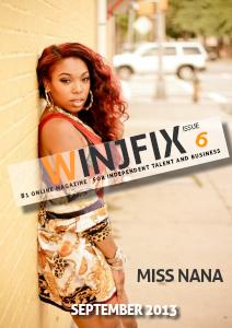 WINJFIX Vol 6: Miss Nana