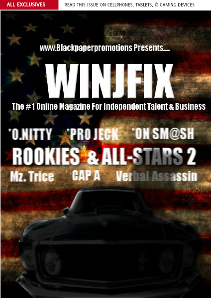 WINJFIX Rookies & All-Stars 2