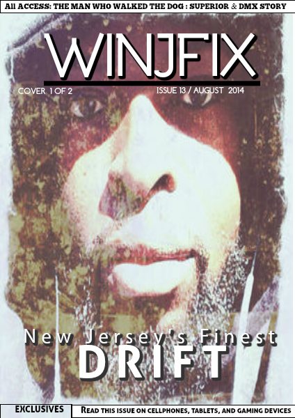 WINJFIX DRIFT: NEW JERSEY's FINEST