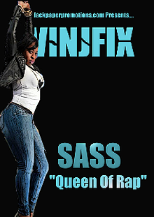 "WINJFIX Vol.2 \""Queens Of Rap\\\"" : J-Sass"