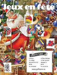 Jeux En Fête 2014 La Griffunrie Circulaire Noël