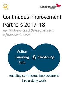 CIP Programme Leaflet 2017-2018