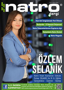 Natro Dergi - 1.SAYI