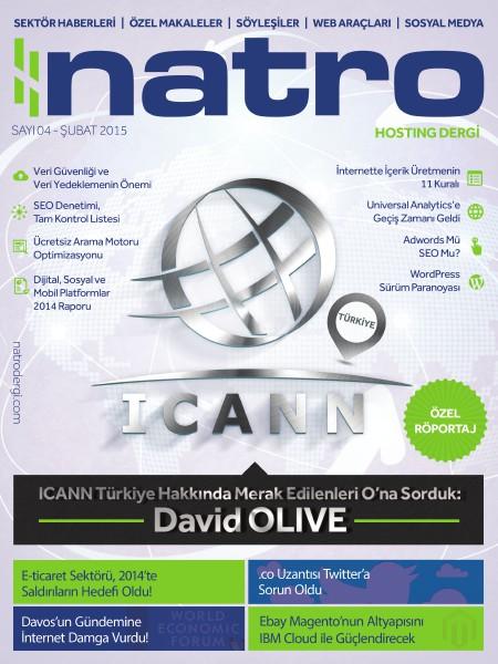 Natro Dergi - 4.SAYI - ICANN Türkiye