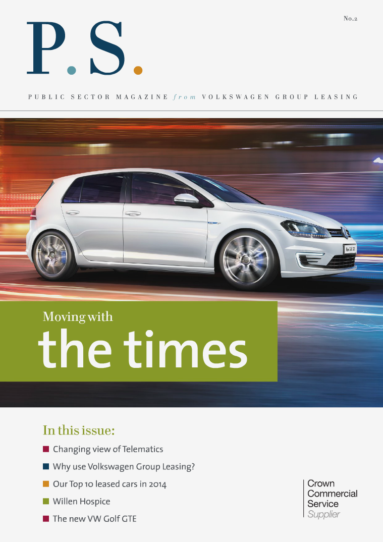 VGL Public Sector Quarterly Magazine VGL Public Sector Magazine #2