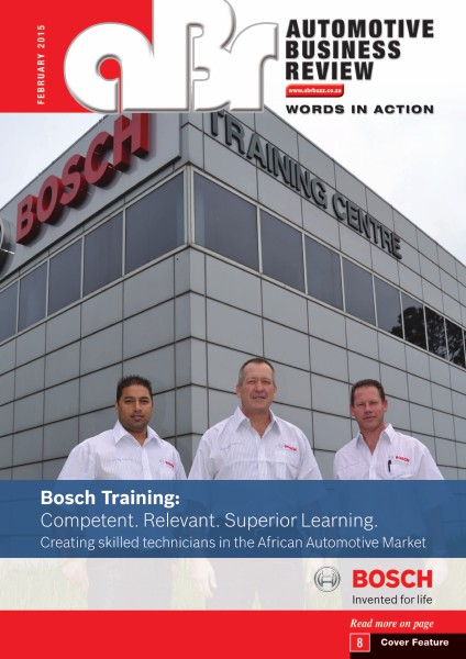 Automotive Business Review February 2015
