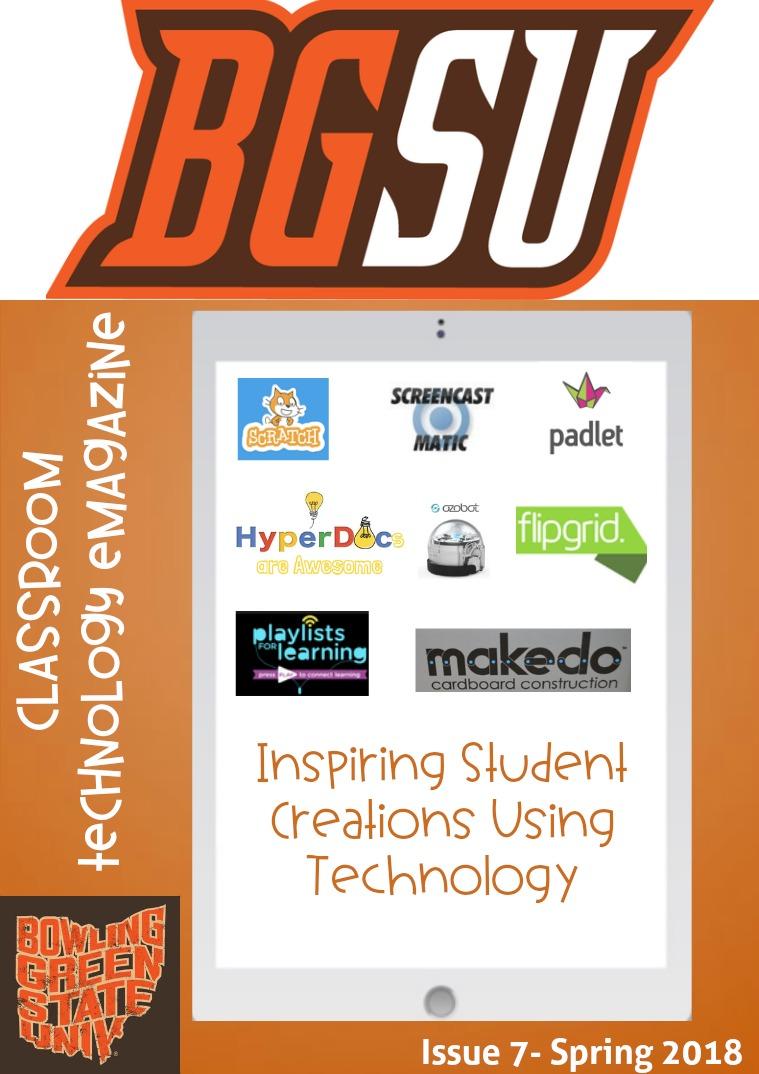 BGSU Classroom Technology E-Mag Spring 2018