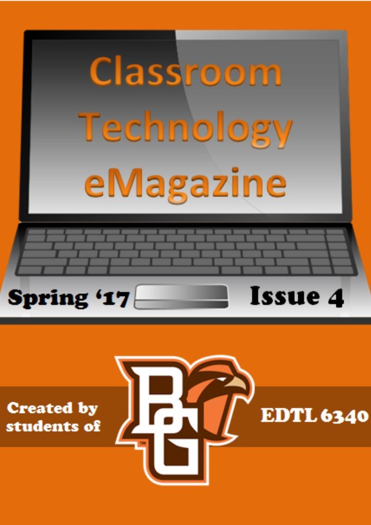 BGSU Classroom Technology E-Mag Spring 2017