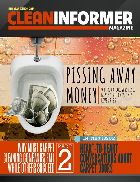 Clean Informer Magazine New Years 2014