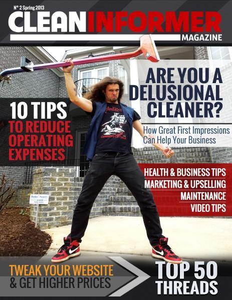 Clean Informer Magazine Spring 2013
