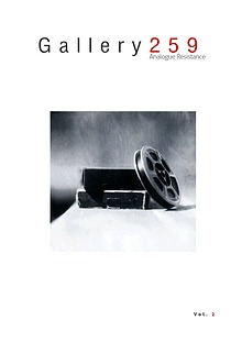 Gallery259 Analogue Resistance Magazine