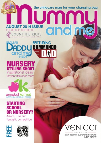 Mummy and Me Magazine August 2014 August 2014