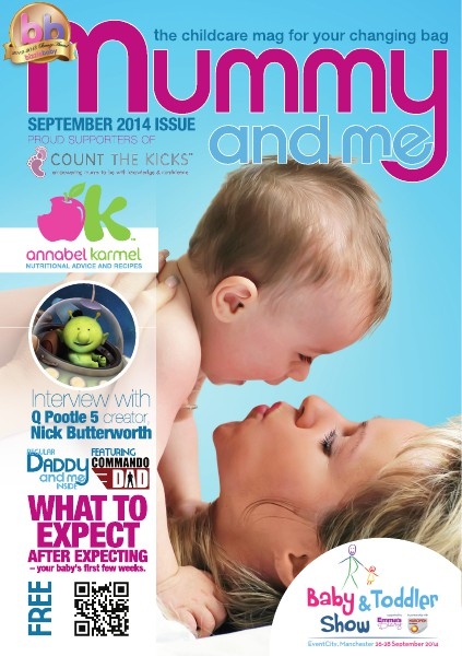 Mummy and Me Magazine August 2014 September 2014