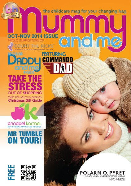 Mummy and Me Magazine August 2014 October-November 2014