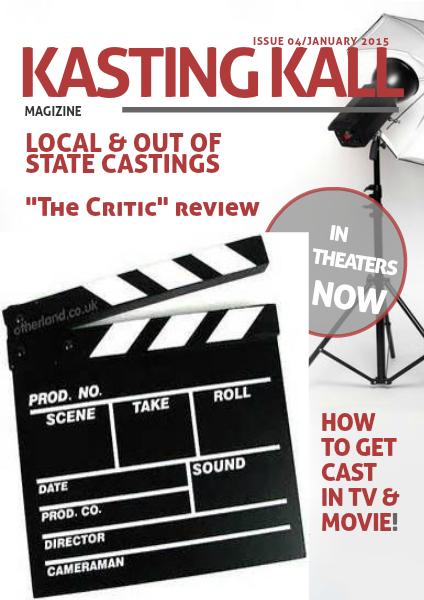 Kasting Kall Magazine ISSUE 04/JANUARY 2015