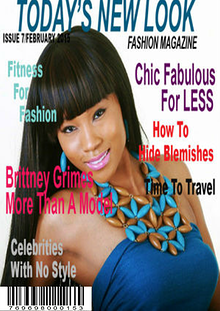NEW LOOK FASHION MAGAZINE