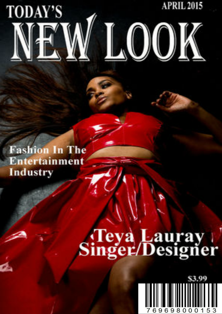 NEW LOOK FASHION MAGAZINE Issue 9/April 2015