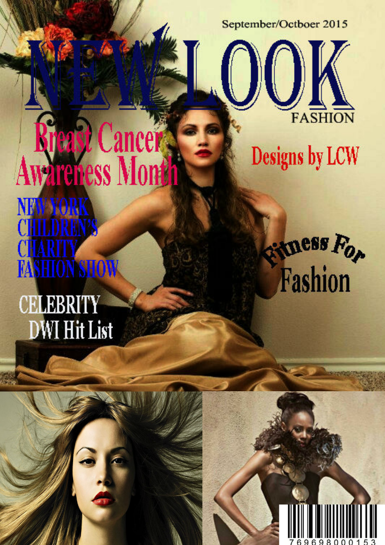 NEW LOOK FASHION MAGAZINE ISSUE 11 SEPT/OCT 2015