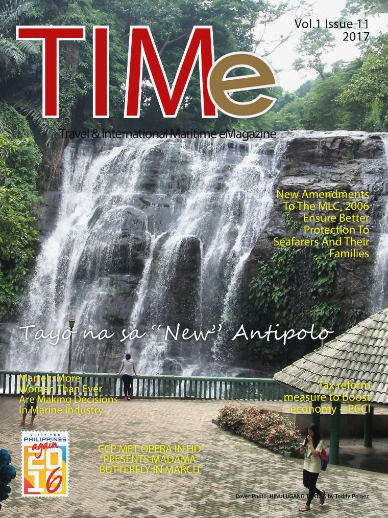 TIM eMagazine Volume 1 Issue 11
