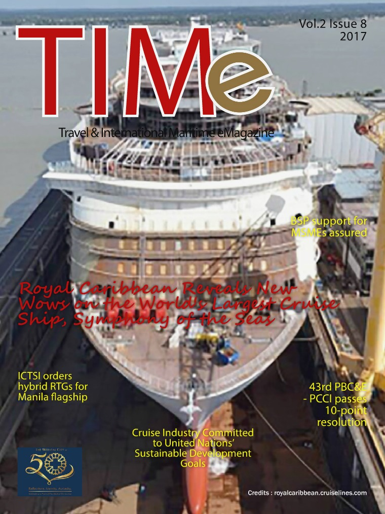 TIM eMagazine Volume 2 Issue 8