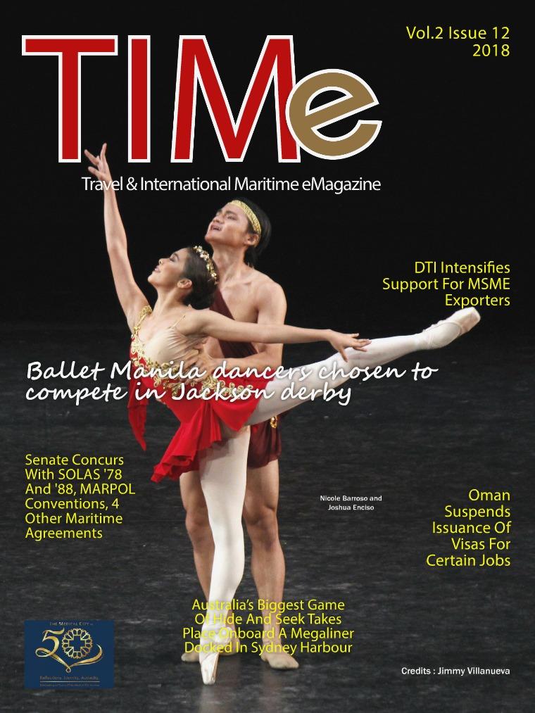 TIM eMagazine Volume 2 Issue 12