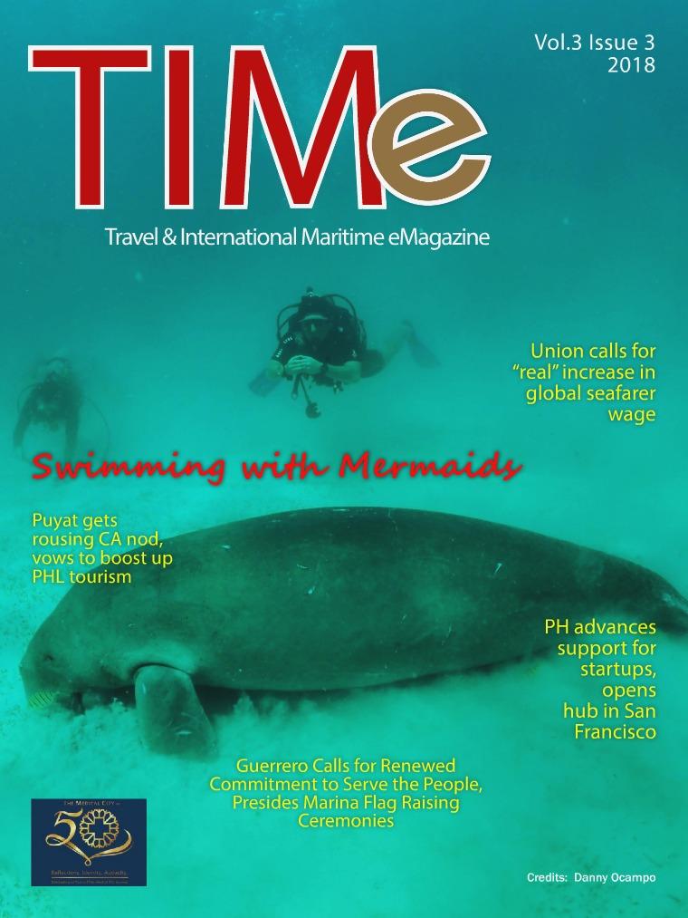 TIM eMagazine Volume 3 Issue 3