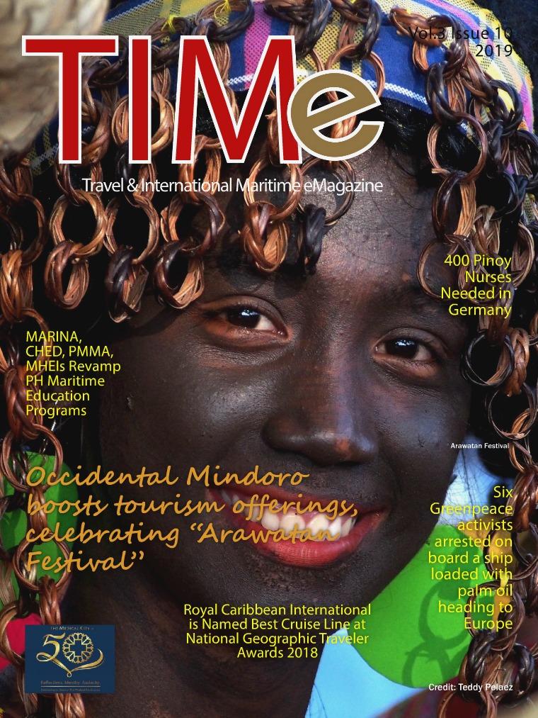 TIM eMagazine Volume 3 Issue 10